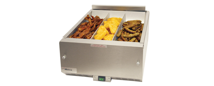 Merco Fried Food Holding Station